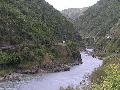 Manawatu Gorge - Te Urewera National Park - New Zealand