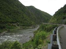 Manawatu Gorge Trail Views - Te Urewera