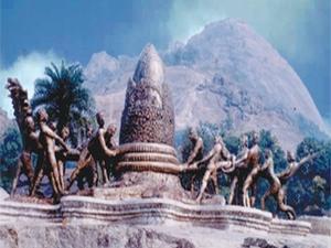 Mandar Hill Temple