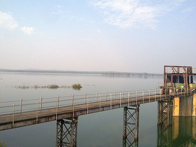 Mandira Dam Kanshabahal