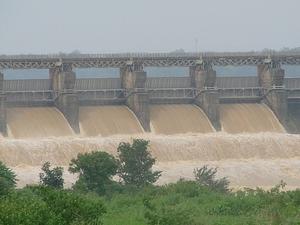 Barragem Mandira