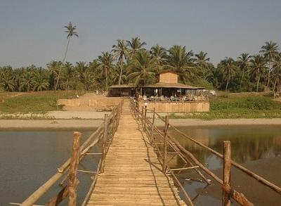 Mandrem Bridge