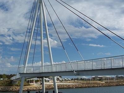 Mandurah Ocean Marina Bridge