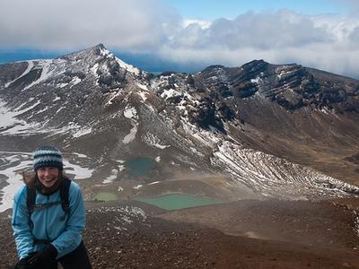 Mangatepopo Hut To Emerald Lakes Track - Tongariro National Park - New Zealand