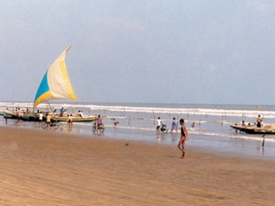 Manginapudi Beach