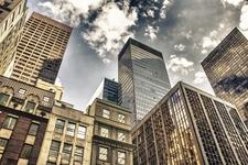Manhattan Skyline NY
