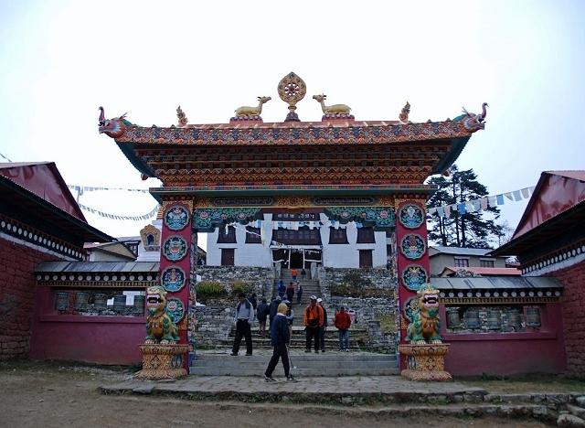 Everest Khumbu Mani Festival Trekking Photos