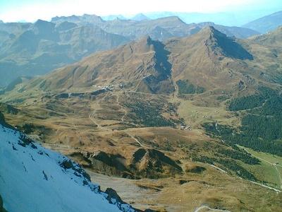 Mannlichen - Grindelwald - Jungfrau - Swiss Alps