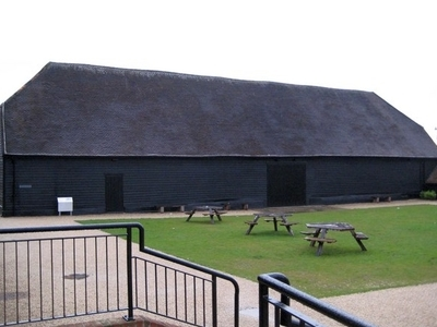 The Great Barn, Manor Farm