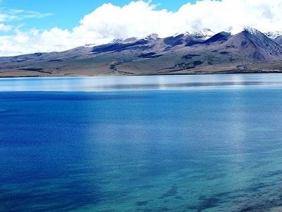 Mansarovar Lake - Tibet