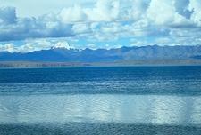 Mansarovar & Mount Kailash - Tibetan Landscape
