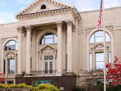 Mansfield  Ohio  Library