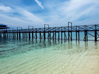 Mantanani Islands Diving Site