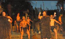 Maori Dance - Rotorua