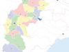 Map Of Chhattisgarhshowing Location Of Korba
