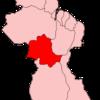 Map Of Guyana Showing Potaro Siparuni Region