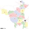 Map Of Haryana Showing Location Of Dharuhera