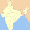 Map Of Maharashtrashowing Location Of Dhule