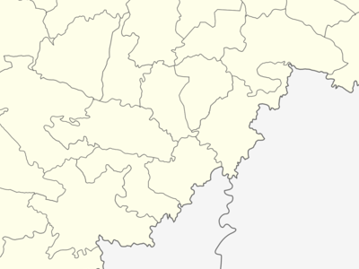 Map Of Maharashtrashowing Location Of Pusad