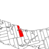 Map Of Prince Edward Island Highlighting Lot 24