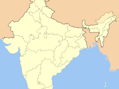 Map Of Punjabshowing Location Of Barnala