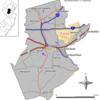 Map Of Warren Township