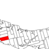 Map Of Prince Edward Island Highlighting Lot 27
