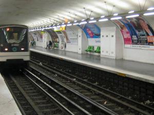 Maraîchers Station