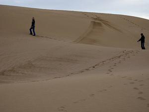 X-Mas Holiday Land Maranjab Desert