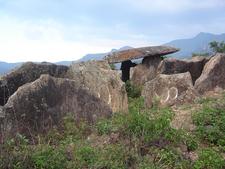 Marayoor Dolmens - Kerala - India