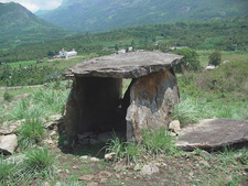 Marayoor Munivara Dolmens At Kerala - India