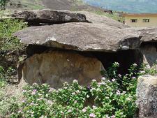 Marayoor Prehistoric Dolmens - Kerala - India
