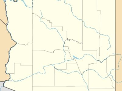 Marble Canyon Arizona Is Located In Arizona