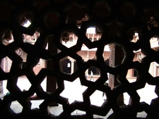 Marble Lattice Agra Fort
