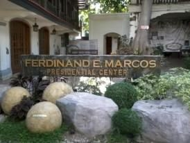 Marcos Museum And Mausoleum