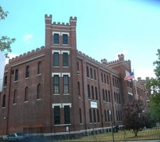 The Marcy Avenue Armory
