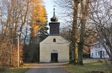 Maria Haslach Chapel, Ried Im Traunkreis, Upper Austria, Austria