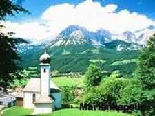 Maria-Heimsuchung Chapel Ellmau Austria