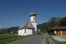 Maria-Hilf-Kapelle, Tannheim, Austria
