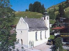 Maria-Hilf-Kapelle Tux Austria