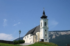 Maria Kirchbüchl Pilgrimage Church, Lower Austria, Austria