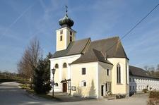 Maria Laah Pilgrimage Church, Upper Austria, Austria