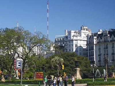 Mariano Moreno Plaza