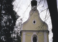 Maria Schnee Church Imst Austria