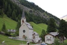 Maria Schnee Church Kalkstein Austria