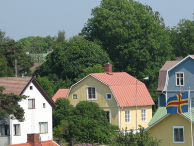 View Of Mariehamn