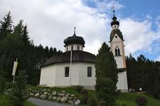 Marienberg Church Fügen Austria