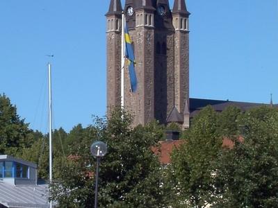 Mariestad Church