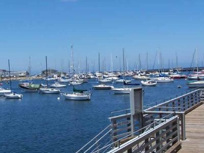 Marina Dunes State Beach Wharf