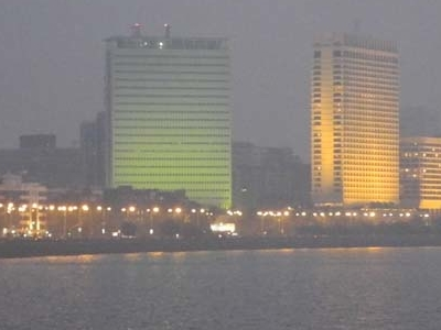 Early Evening View - Marine Drive